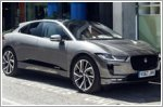 Jaguar I-PACE drives from London to Brussels on a single charge