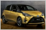 Toyota celebrates 20 years of the Yaris