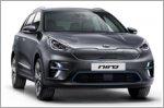 Kia confirms range of all-electric e-Niro