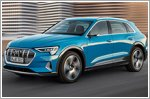 Driving the future with the all-electric Audi e-tron