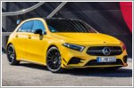Mercedes-Benz unveils new A 35 AMG 4MATIC