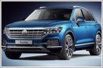 Touareg receives five-star Euro NCAP rating