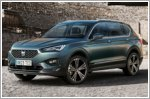 Seat goes big and bold with the new Tarraco