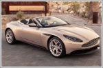 Aston Martin DB11 Volante wins design award