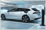 Peugeot unveils new plug-in hybrid engine range