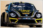 Tanner Foust claims hard-fought podium finish at inaugural Nitro Rallycross