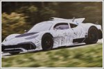 Mercedes-AMG Project ONE prototype tested