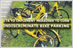 LTA to implement measures to manage indiscriminate bike parking