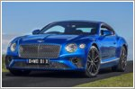 The Bentley Continental GT has arrived