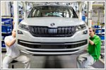 Skoda Kodiaq reaches 250,000 units produced