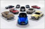 Historic Jaguar XJ convoy heads to the Paris Motor Show