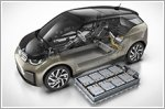 Updated BMW i3 gets new battery