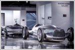 Infiniti prototypes on display at Petersen Automotive Museum