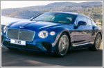 Double Gold for Bentley Continental GT at German Design Awards