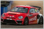 Scott Speed wins fourth consecutive championship at Americas Rallycross finale
