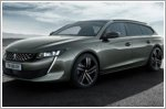 Peugeot launches new 508 SW First Edition