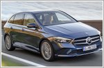 Mercedes-Benz unveils the new B-Class