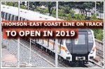 Thomson-East Coast Line on track to open in 2019