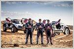 MINI announces X-raid MINI JCW Team participation at 2019 Dakar