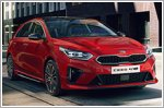 Kia Ceed 'GT-Line' makes debut at Paris Motor Show