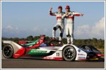 Audi unveils e-tron FE05 for new Formula E season