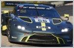 Aston Martin Vantage GT3 stars on Nurburgring debut