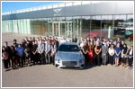 Bentley recruits future generation of experts