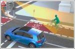 Volkswagen and Siemens make crossroads safer