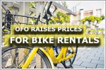 Bicycle-sharing firm ofo raises prices for bike rentals
