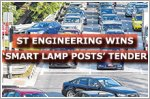 ST Engineering wins $7.5m 'smart lamp posts' tender