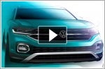 The new Volkswagen T-Cross and its Pedestrian Monitoring
