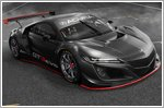 Honda announces new NSX GT3 Evo race car