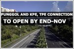 Connection between Punggol and KPE, TPE to open by end-November