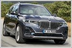 BMW launches the first ever X7