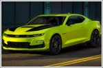 Chevrolet Camaro previews new Shock colour at SEMA