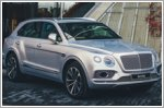 Bentley opens showroom in Tallinn