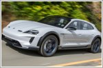 Concept study Mission E Cross Turismo goes into series production