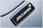 A badge of honour for the McLaren Speedtail