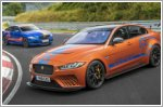 Taxi experience with the Jaguar XE SV Project 8