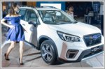 Motor Image introduces the all new Subaru Forester to Singapore
