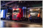 Scania launches its new truck generation in Singapore
