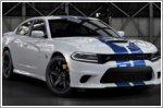 New stripe options for Dodge Charger SRT Hellcat