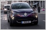 Renault will showcase its electric range at Regent Street Motor Show