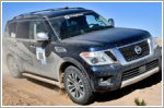 Nissan Armada powers Team Wild Grace to strong finish at the 2018 Rebelle Rally