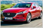 Mazda6 achieves five-star Euro NCAP rating