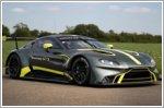 Aston Martin Racing's new Vantage GT3 set to take on Abu Dhabi 12 Hours