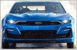 Chevrolet introduces eCOPO Camaro Concept