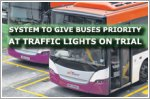 System to give buses priority at traffic lights on trial