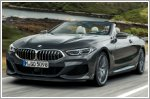 BMW unveils the new 8 Series Convertible