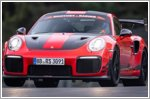 Porsche 911 GT2 RS MR is the fastest road-legal sports car on the Ring
